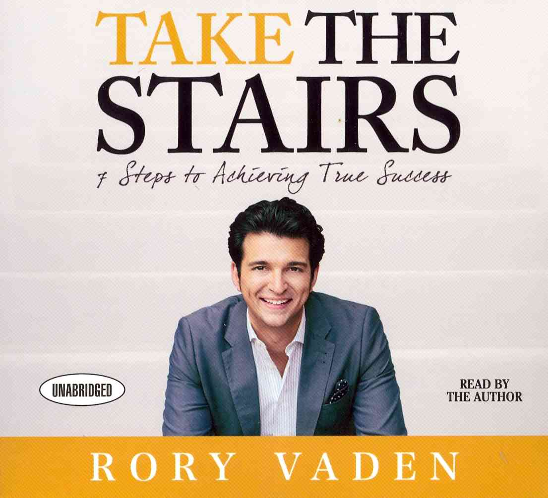 [CD] Take the Stairs By Vaden, Rory